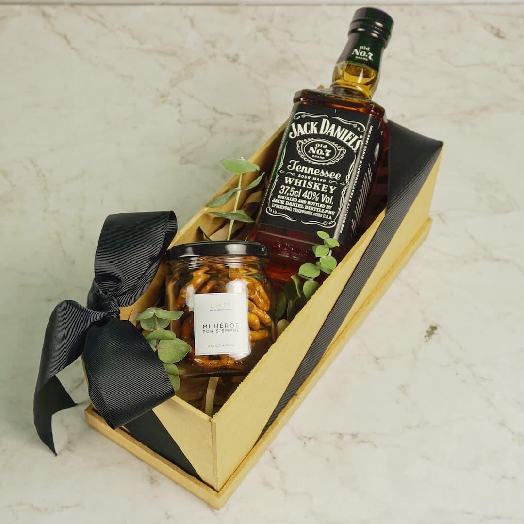 Box Jack Daniels Mini