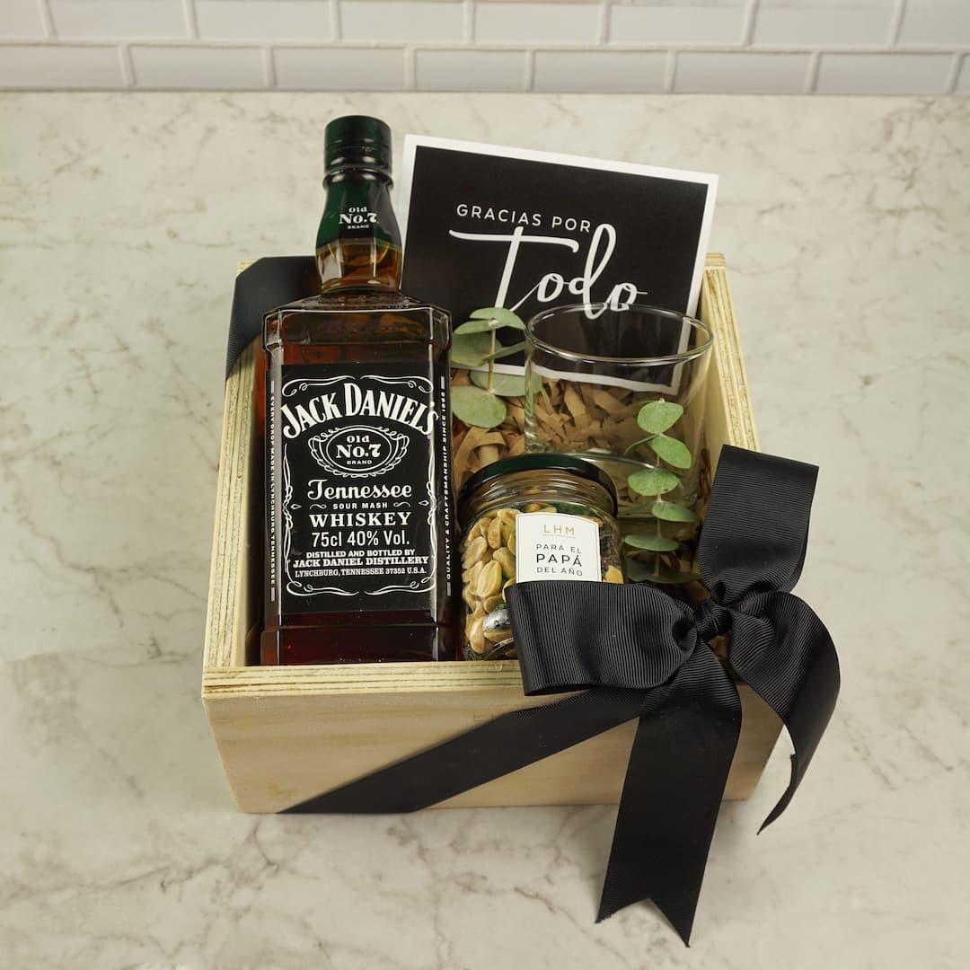 Box Jack Daniels