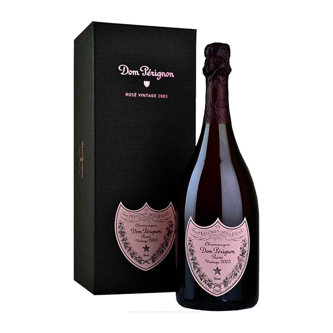 Champagne DOM PERIGNON Rosé Vintage Botella 750ml