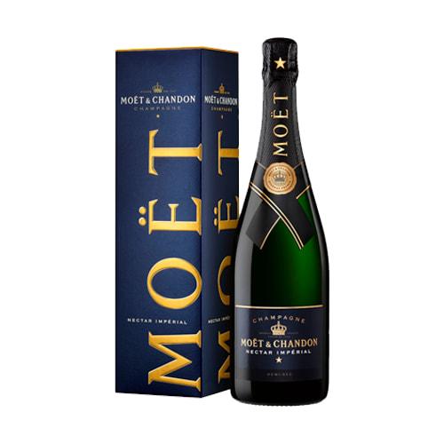 Champagne MOET & CHANDON Néctar Botella 750ml