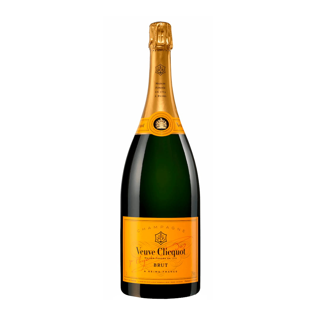 Champagne VEUVE CLICQUOT Brut Botella 1.5 lt