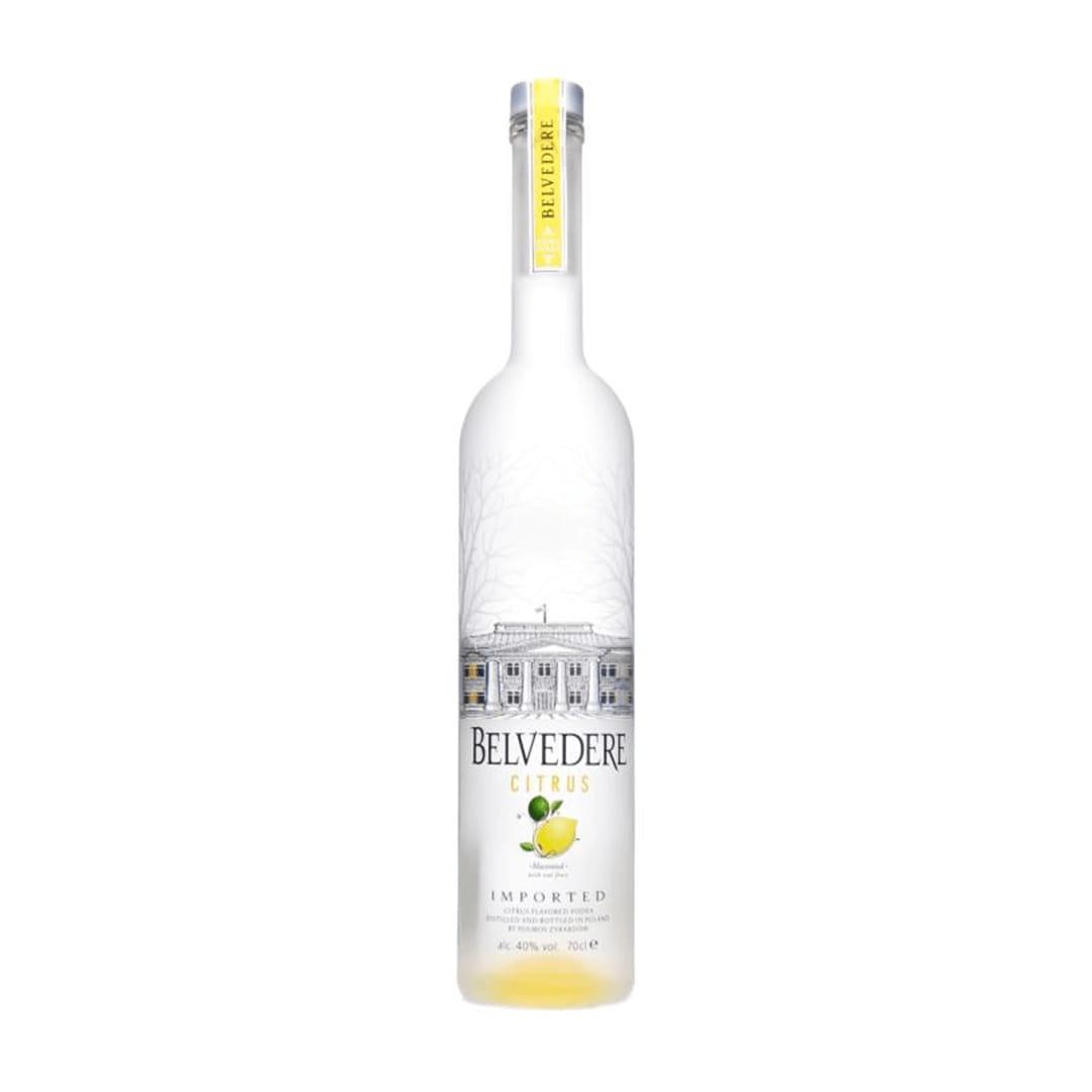 Vodka BELVEDERE Cytrus Botella 750ml