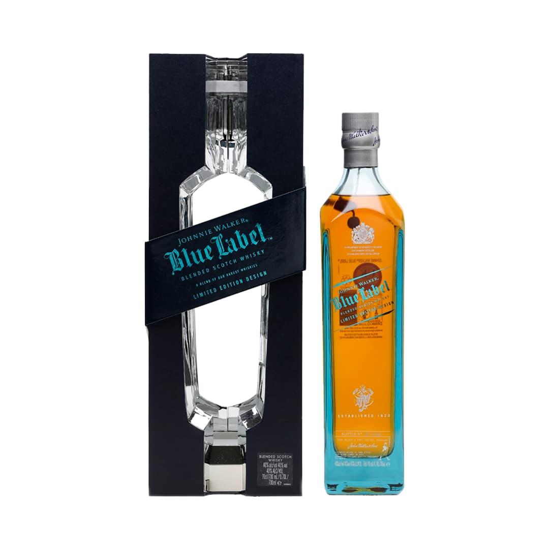 Whisky JOHNNIE WALKER Blue Label Collection Botella 750ml