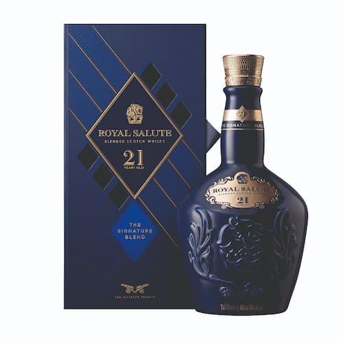 Whisky CHIVAS Royal Salute 21 Años Botella 700ml